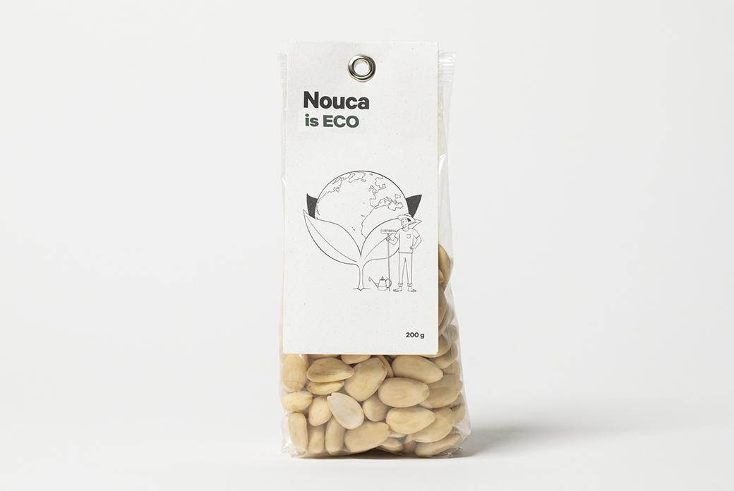 ECO Peeled almonds