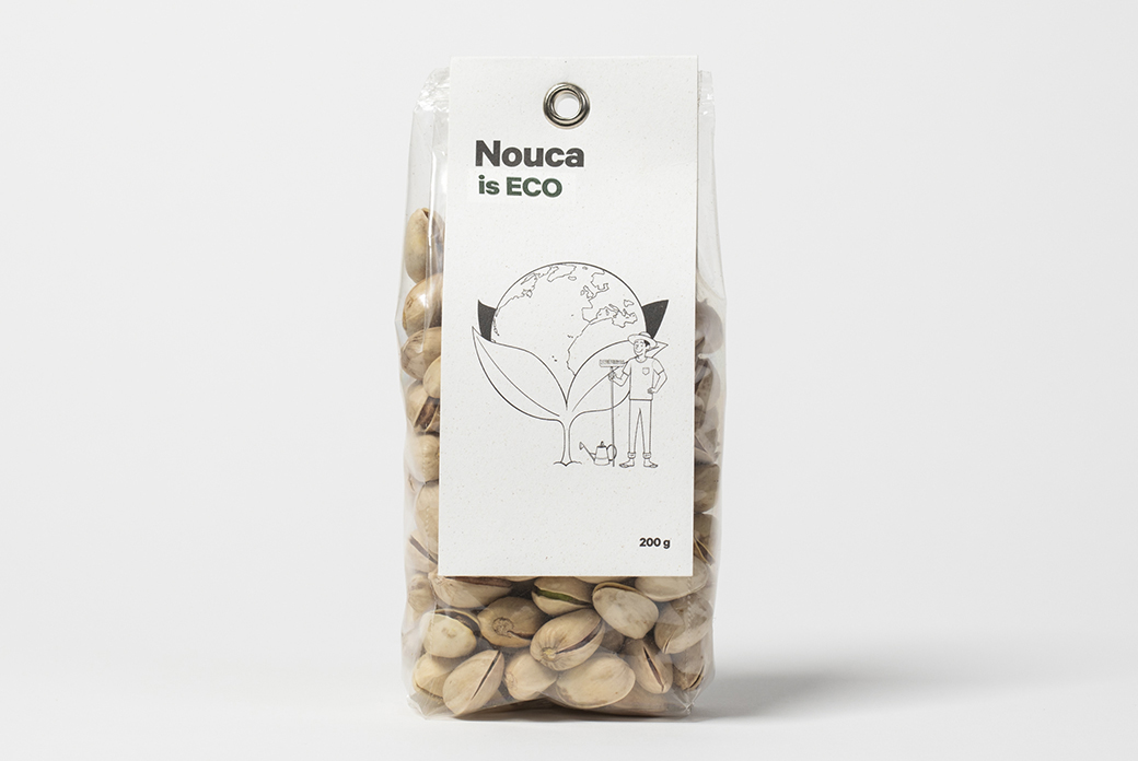 ECO Pistachio with shell