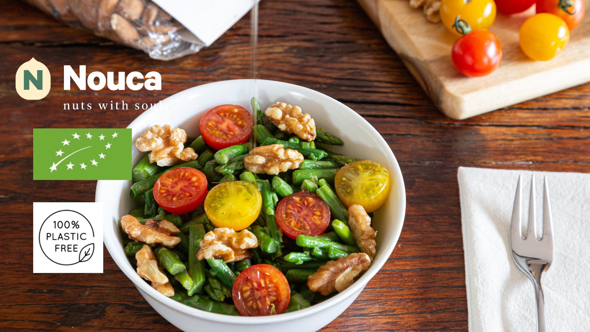 7 recetas saludables para comer frutos secos en verano